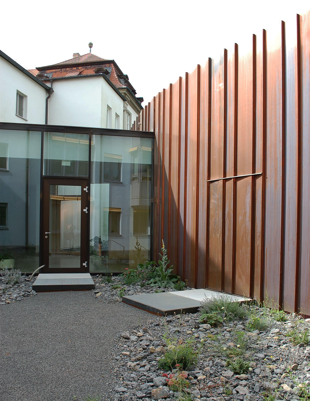 Kloster Heidenfeld - Lummel. metal aesthetics.